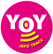 YoY Label Logo